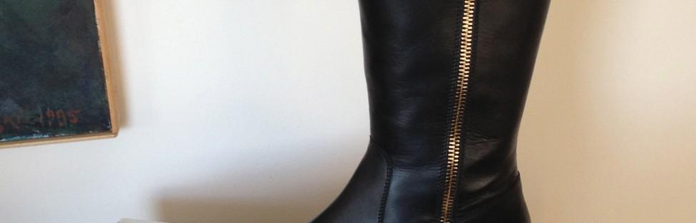 [Fashion] Une histoire de bottes et de bottines…
