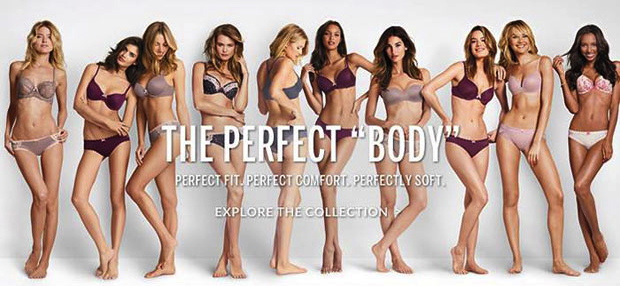 [Poil à gratter] The perfect body…