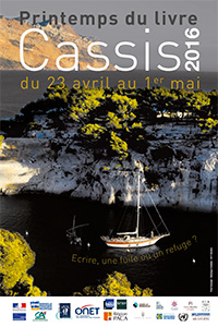 [Culture] Le Printemps du livre – Cassis 2016