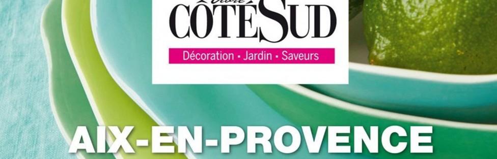 [Evénement] Salon Côté Sud à Aix en Provence